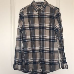 EUC | Eddie Bauer | Button Down | Men's S | Blue